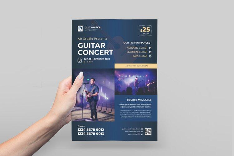 Music Concert Flyer Design example image 1