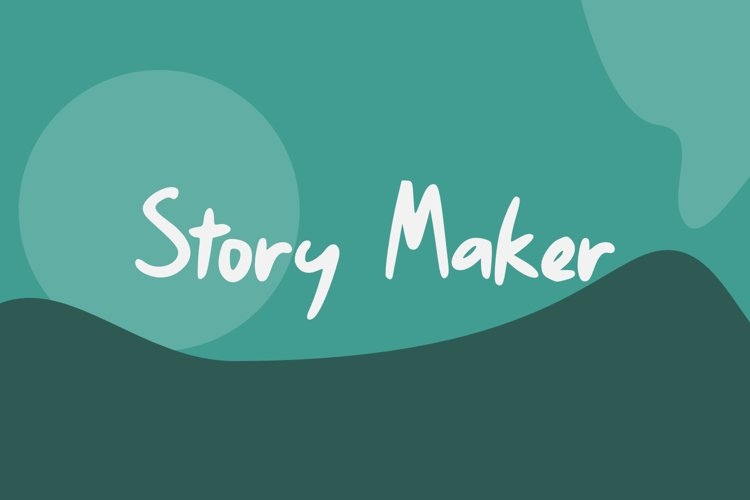 Story Maker example image 1