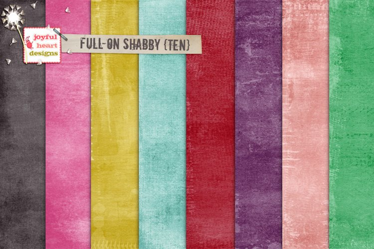 Full-On Shabby {ten} example image 1