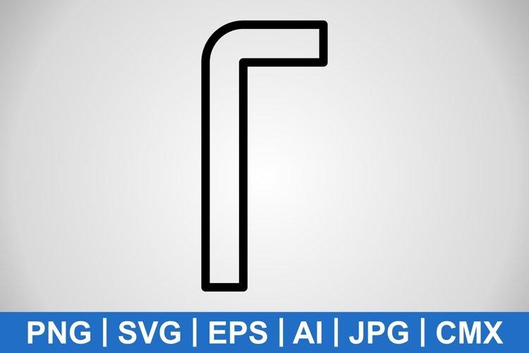 Vector Allen Icon example image 1