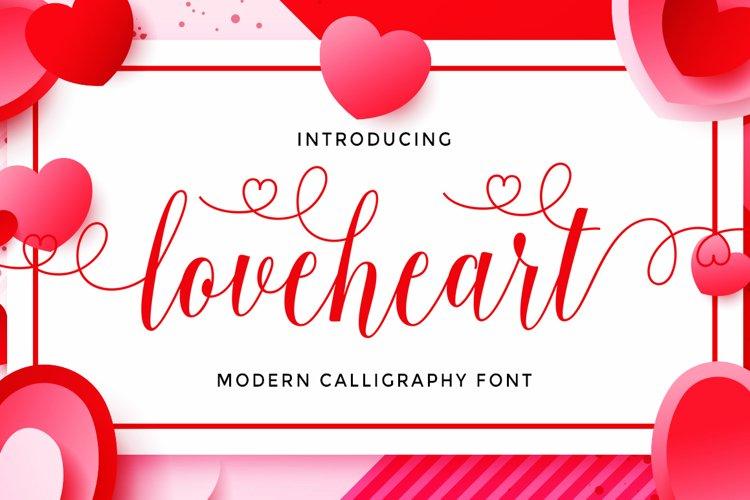 Loveheart example image 1