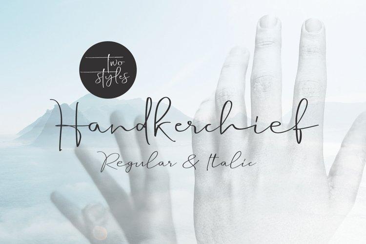 Handkerchief example image 1