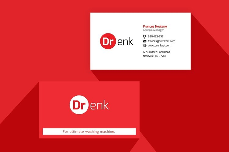 Corporate Business Card 6 example image 1
