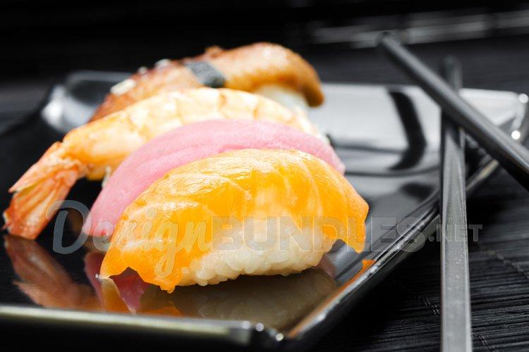 Sushi Nigiri Set example image 1