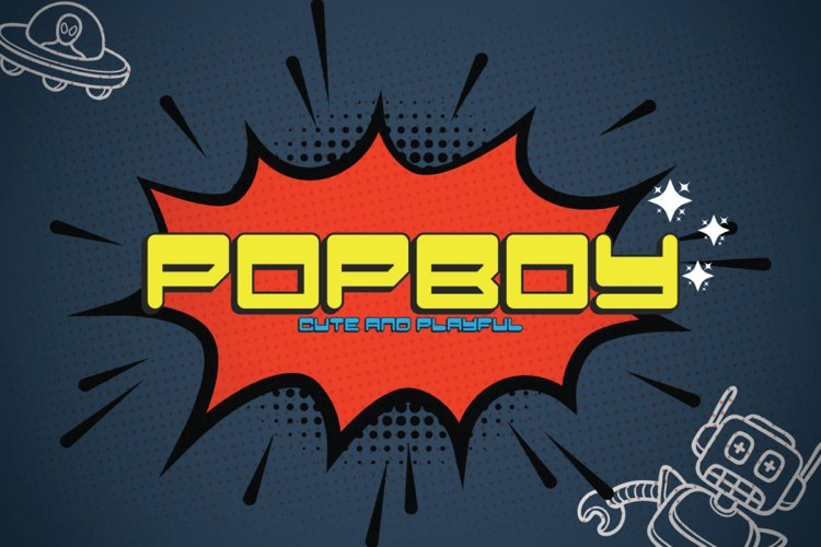 Pob Boy example image 1