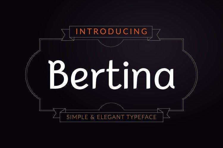 Bertina example image 1