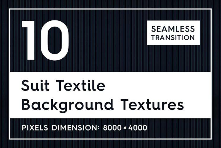 10 Suit Textile Background Textures example image 1