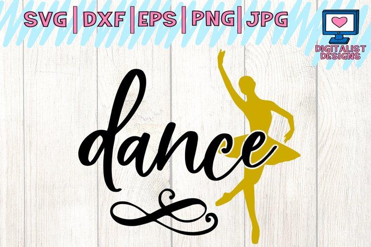dance svg, dance silhouette, dancer svg, ballet svg