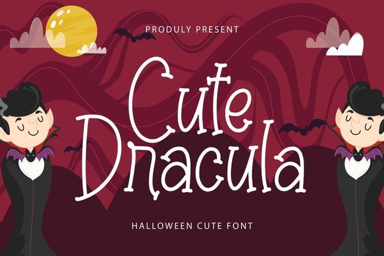 Cute Dracula example image 1
