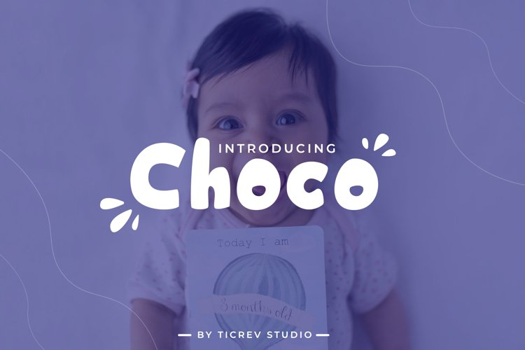 Choco Display example image 1