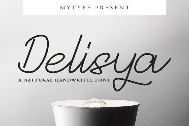 Delisya - Script example image 1