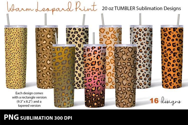 Leopard Cheetah Print Tumbler Glitter PNG for Tumbler waterslide,sublimate designs download 20oz skinny tumbler cheetah Full Wrap Template