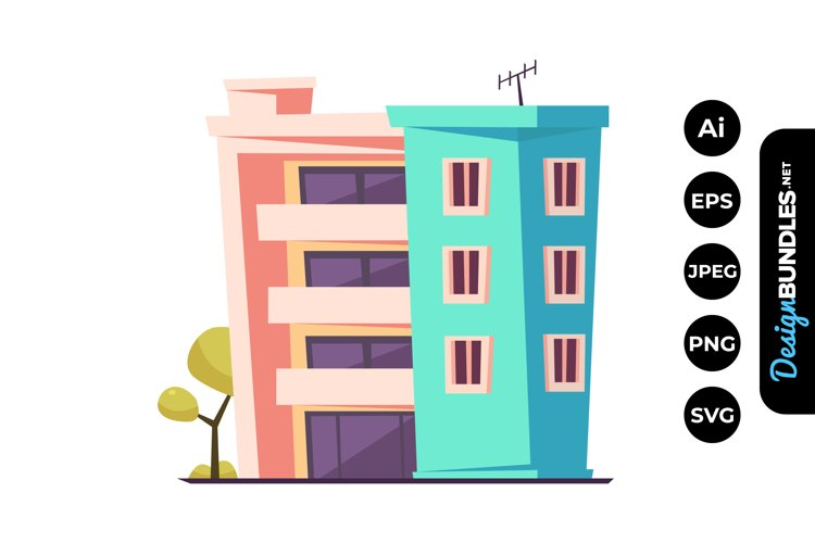 Apartment Clipart example image 1