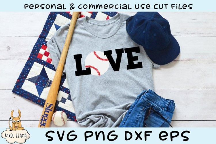 Download Baseball Love Svg 658865 Svgs Design Bundles