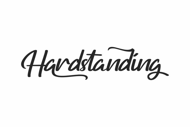 Hardstanding example image 1