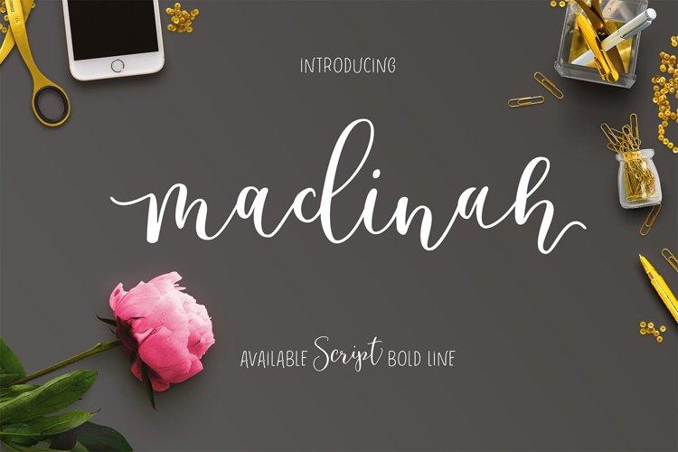 Madinah Font