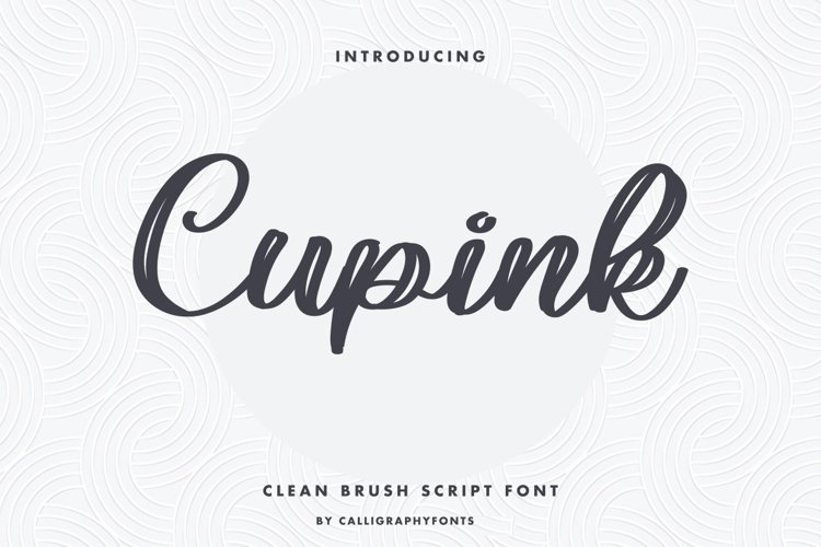 Cupink example image 1