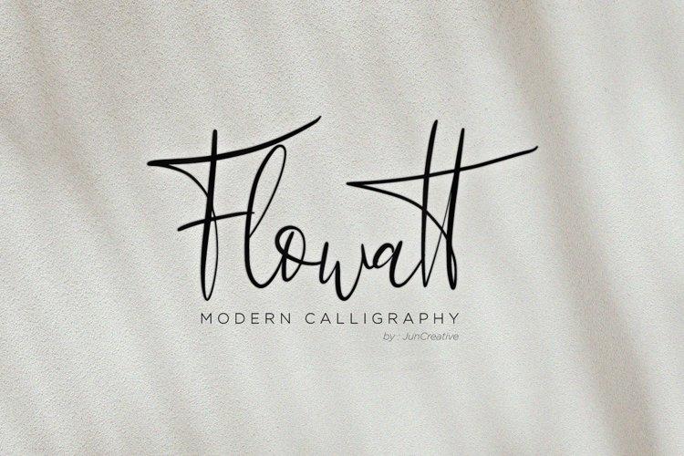 Flowatt Script example image 1