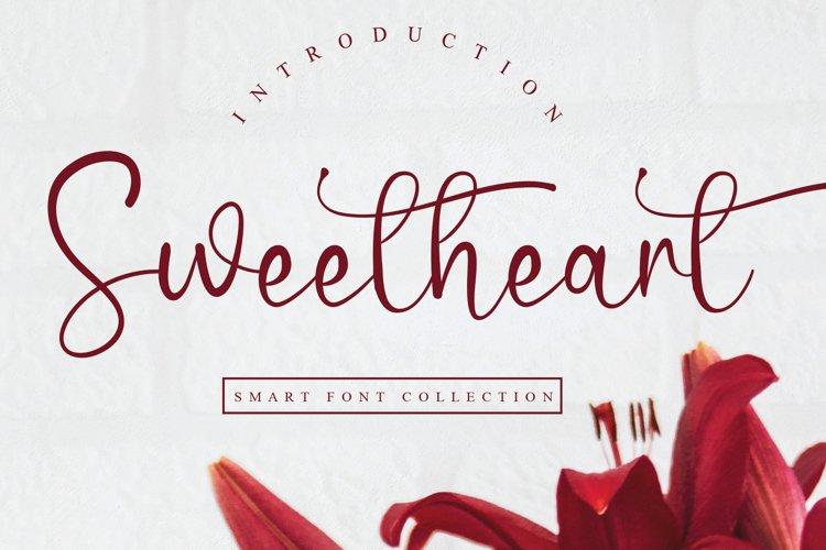 Sweetheart example image 1