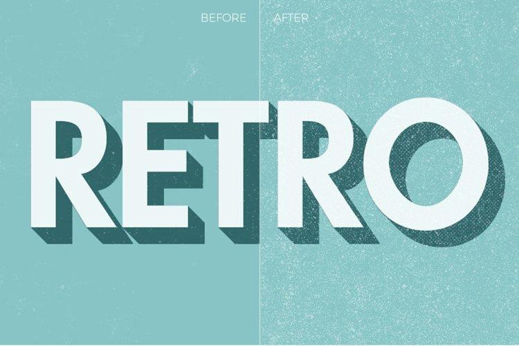 Grunge Texture Overlays example 8