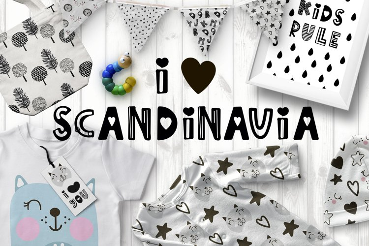 I love Scandinavia example