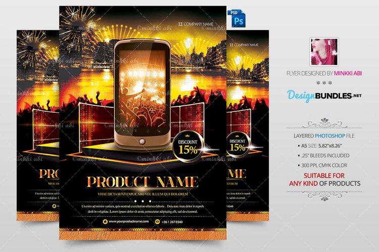 Product Showcase Vs 4 Flyer