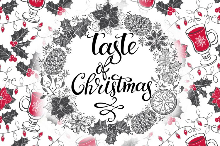 The taste of Christmas. example image 1