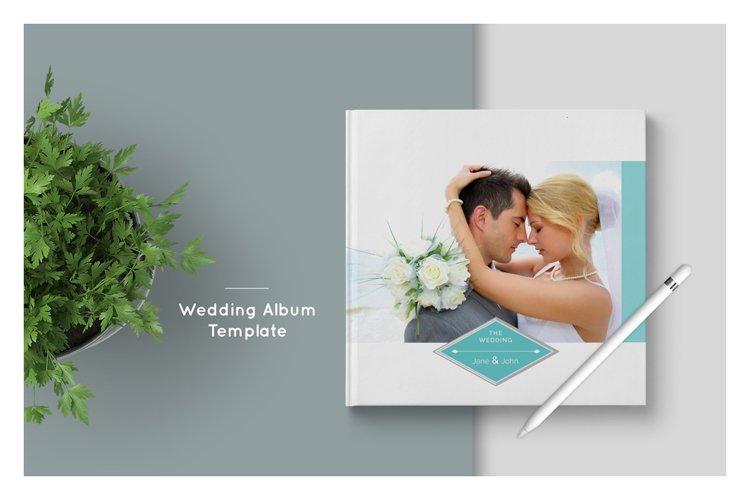 Wedding Album Template example image 1