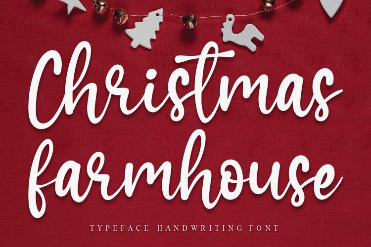 Christmas Farmhouse example image 1