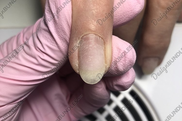 Women's nails without manicure example image 1