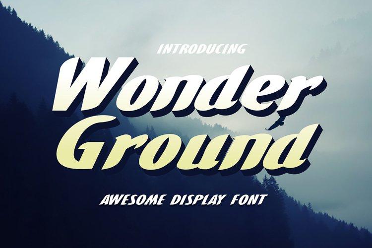 Wonder Ground example image 1