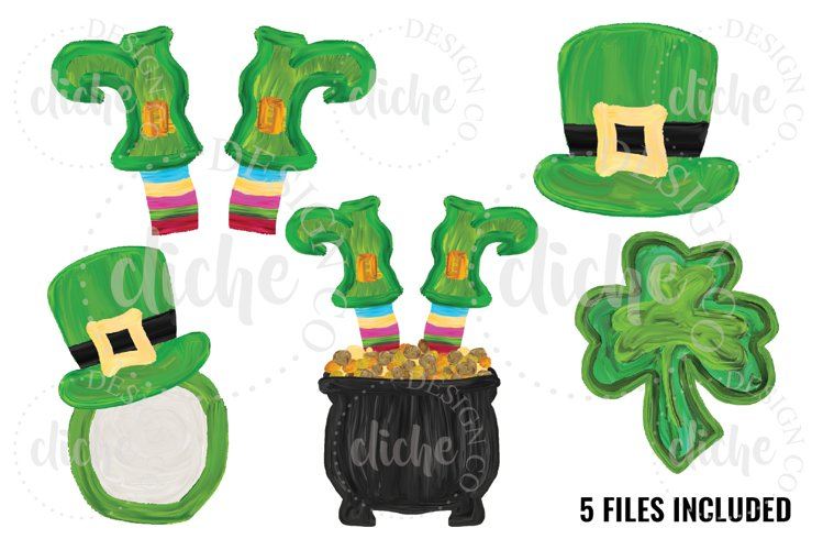 St Patricks Day Design Bundle Set