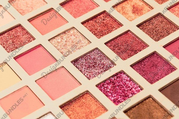 Make up palette set
