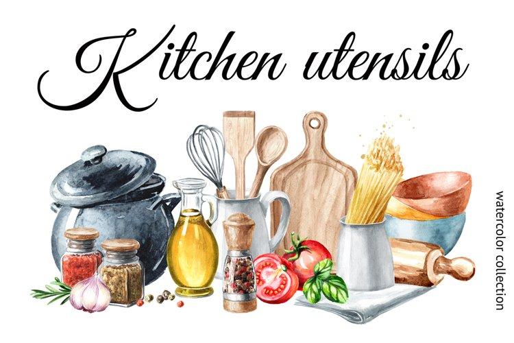 Kitchen utensils example image 1