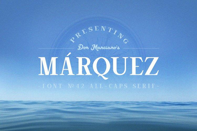 Marquez Vintage example image 1