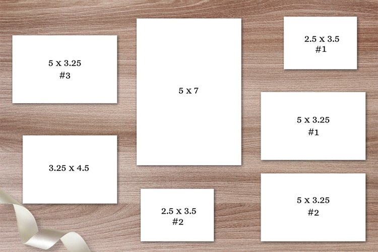 Smart Cards Collection PSD Mock-up example image 1