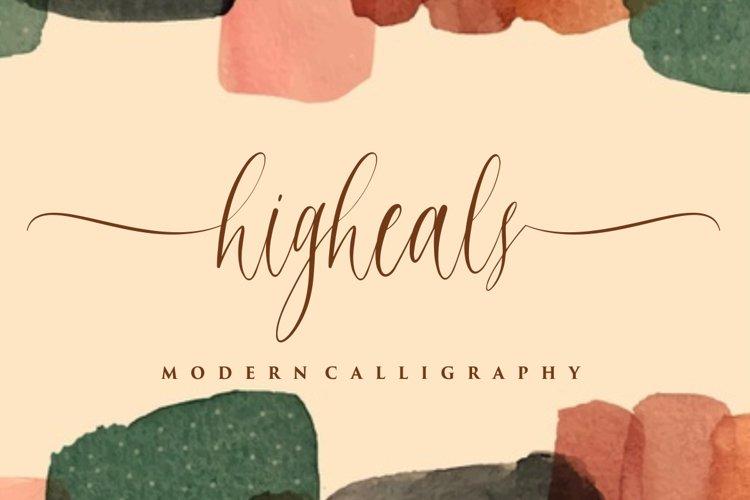 higheals