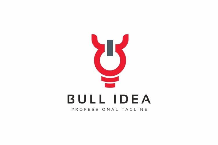 Bull Logo example image 1