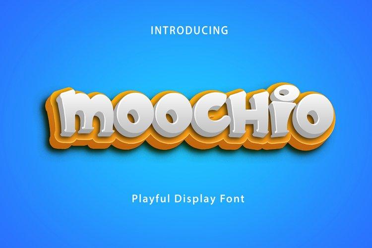 Moochio example image 1