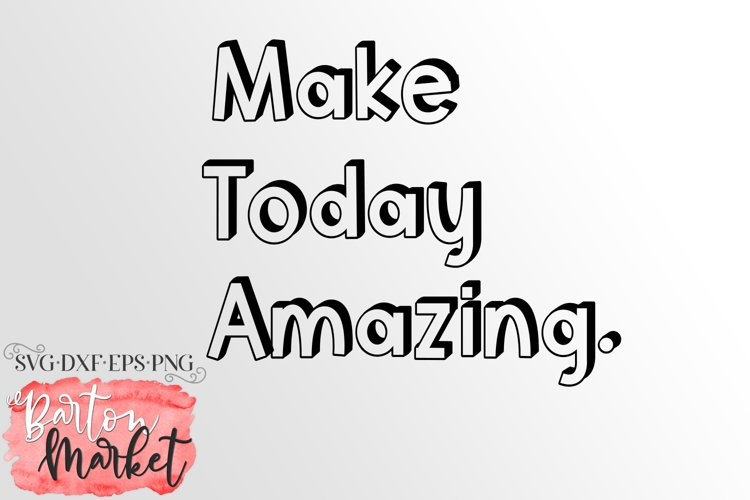 Make Today Amazing for Crafters