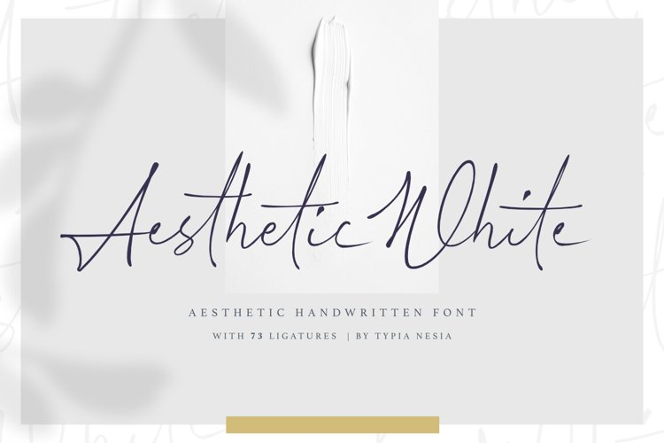 Aesthetic White example image 1