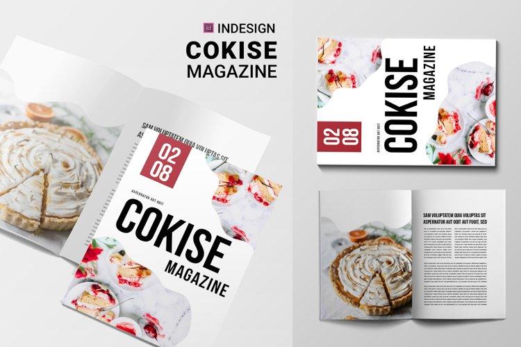 Cokise | Magazine example image 1