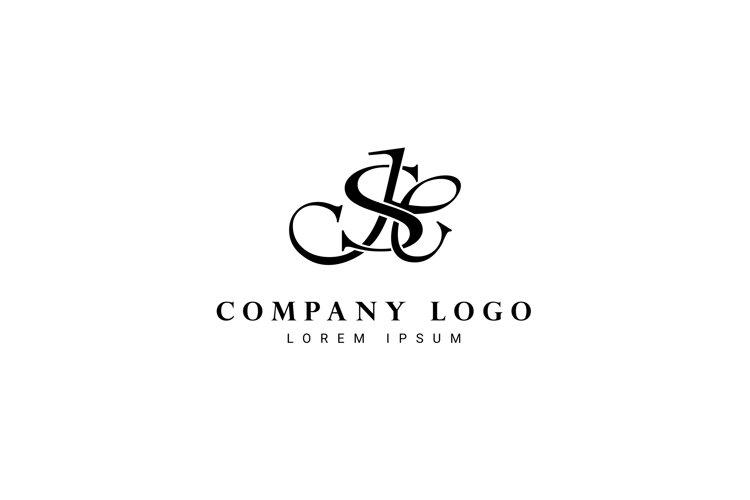 Monogram SH logo