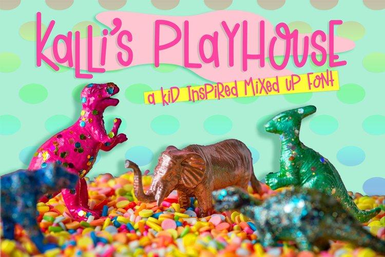 Kalli's Playhouse example image 1