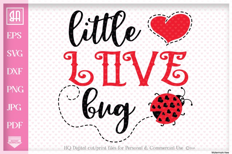 Download Love Bug Svg for Cricut