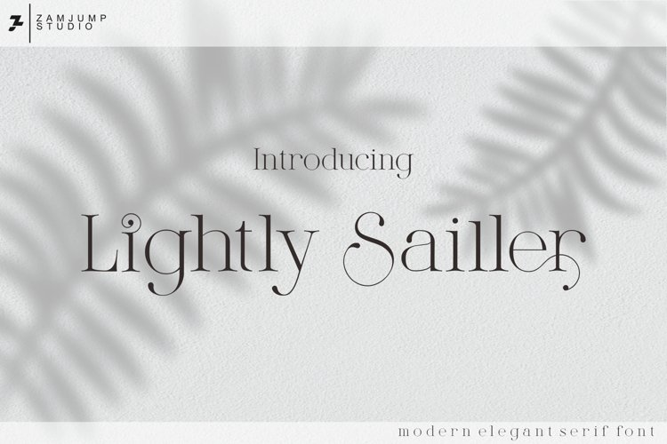 Lightly sailler example image 1