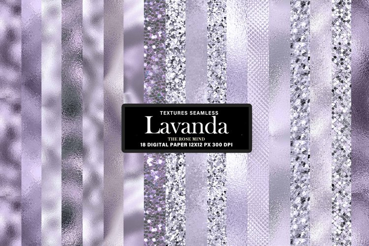 Lavender seamless texture