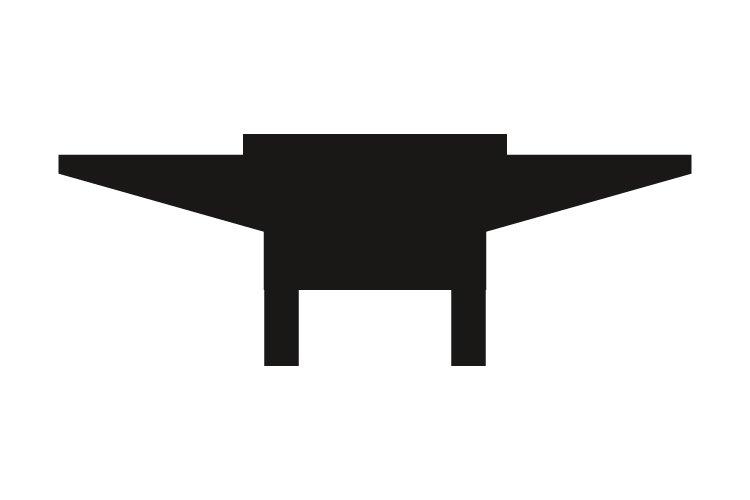 Anvil icon example image 1