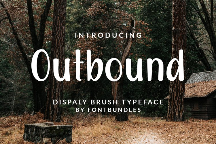 Web Font Outbound example image 1