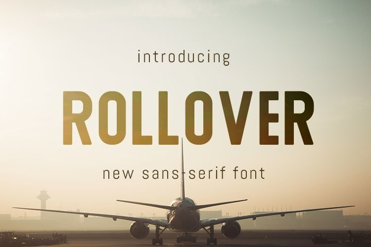 Web Font Rollover example image 1
